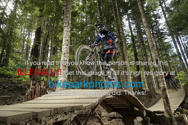 Saturday July 21st Ninja Cougar bike park photos