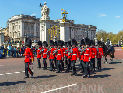 Changing of the Guard photos
