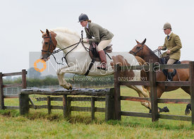 Maz Medcalf - The Cottesmore Hunt at Marefield 26/8