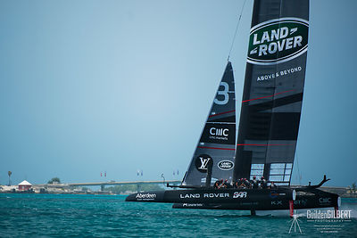 Americas Cup Sailing - Bermuda 2017 Photos