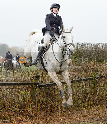 The Belvoir Hunt at Farriers Forge 10/2 photos