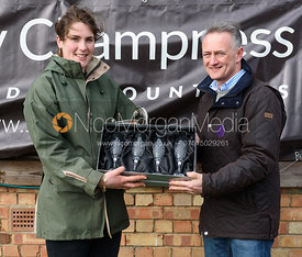 Mary Vestey (SILVER ROQUE) - Race 3 - Mens Open - The Cottesmore Point-to-point 26/2