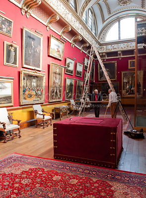 Belvoir Castle Gallery and The Duke's Room photos