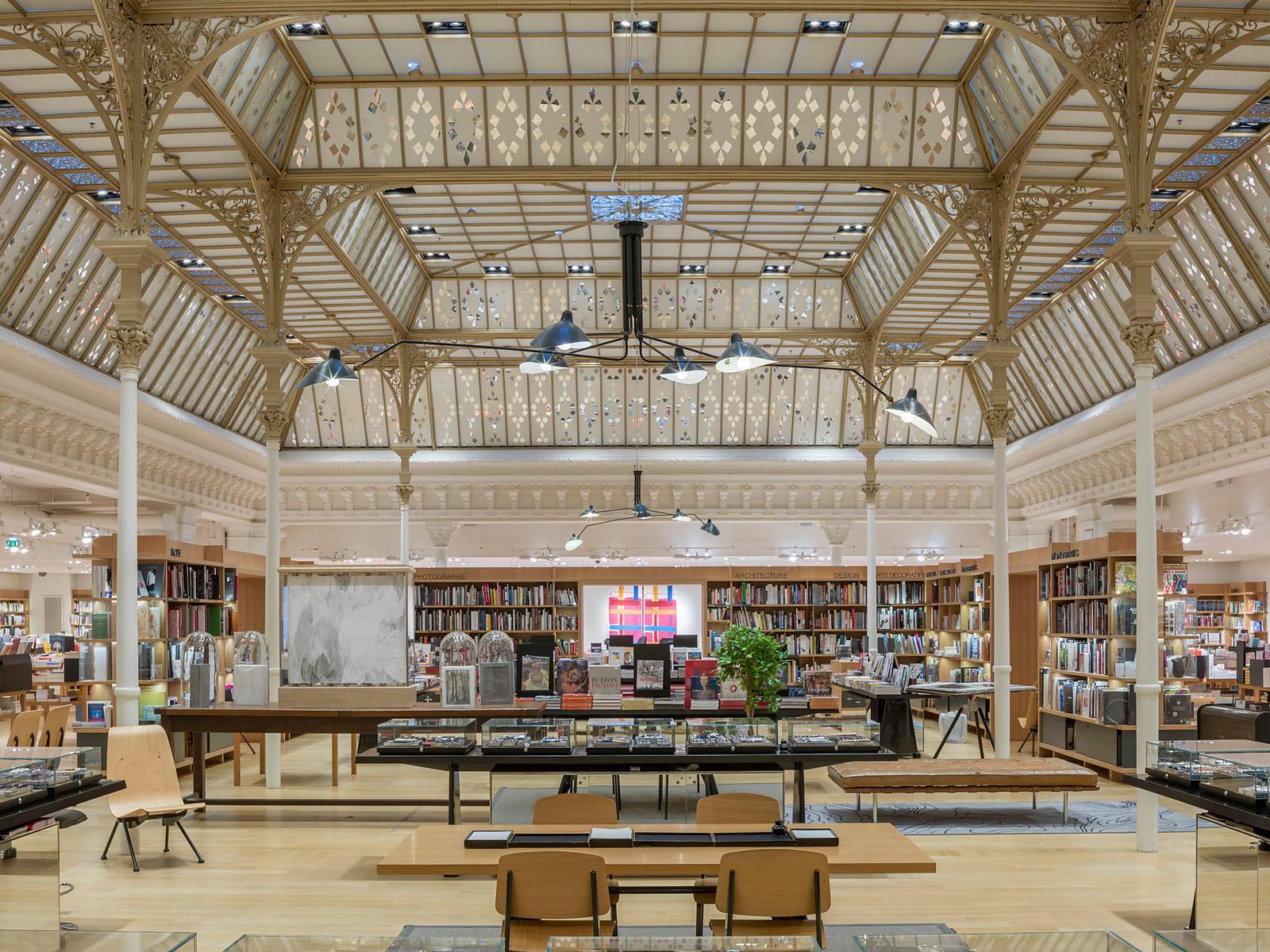Architecture photographe paris retail interior more - Le bon marche adresse ...