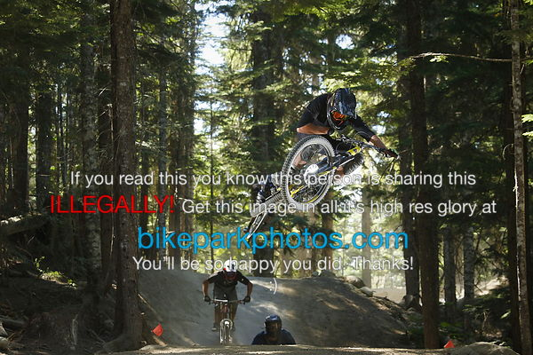 Sunday July 30th ALine Double bike park photos