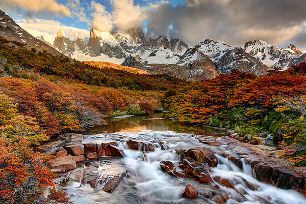 Los Glaciares (Fitz Roy) photos