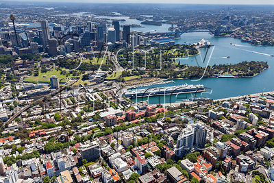 Potts Point to Sydney