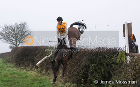 Zoe Gibson - Melton Hunt Club Ride 2014