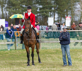 Robert Medcalf - Cottesmore at Garthorpe 3/3/13