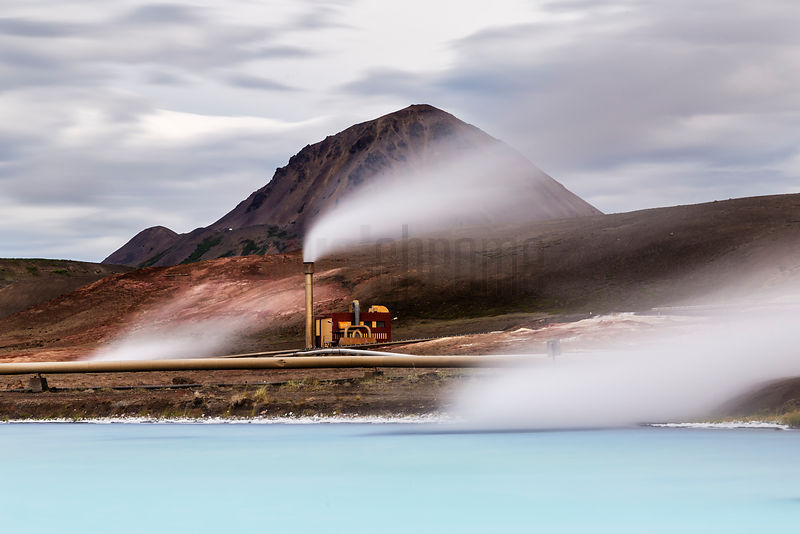 Geothermal Powerstation