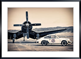 Corsair and Porsche