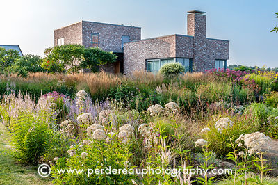 Piet Oudolf's garden photos