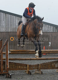 Sophie Walker - Class 6 - CHPC Eventer Trial, April 2015.