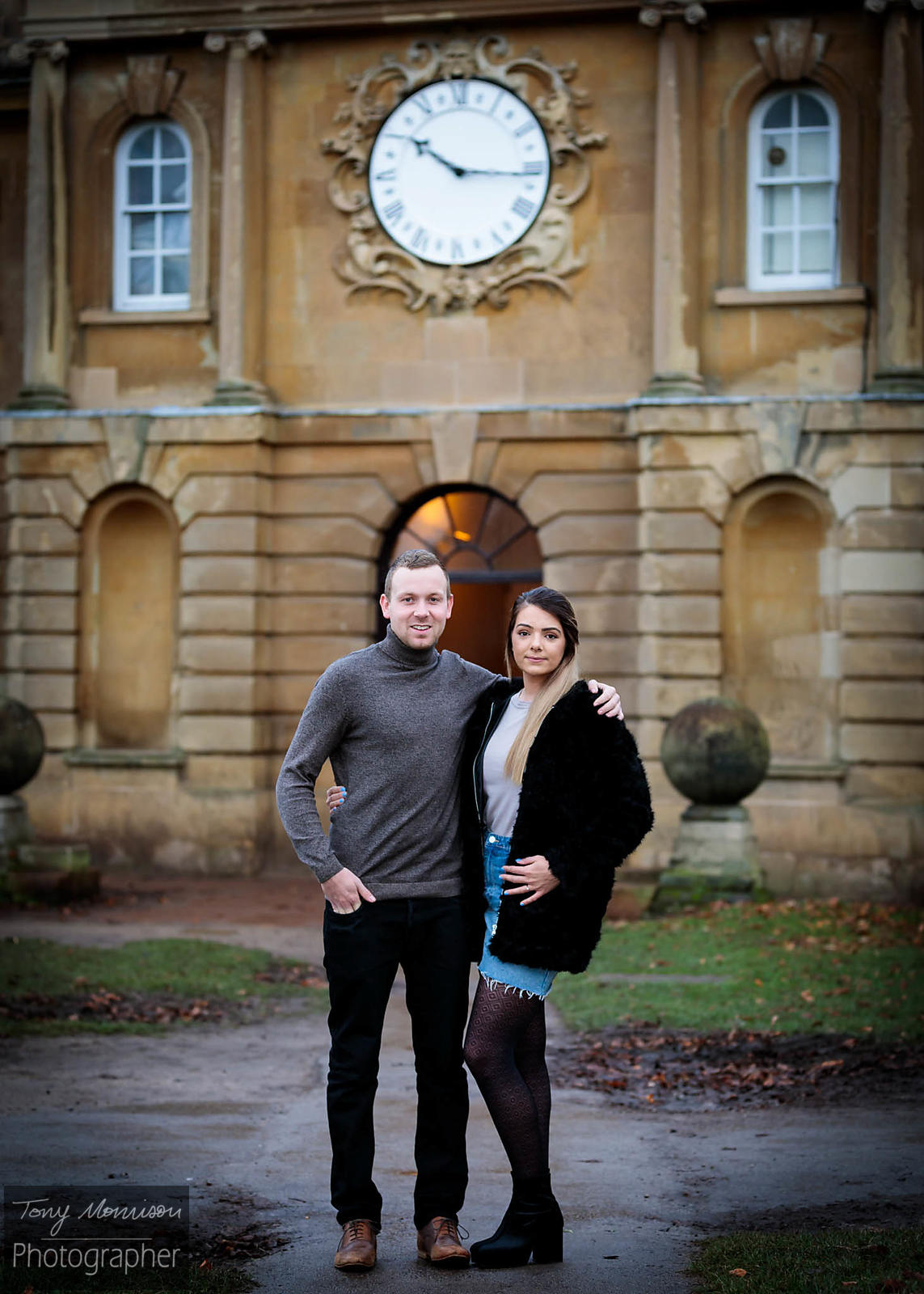 Preview from Danielle & James' #WollatonHall shoot #loveanddevotion #Weddingphotographer #weddingmoments #EngagementPhoto #Portrait #Family #Gorgeous #Beautiful #Awesome