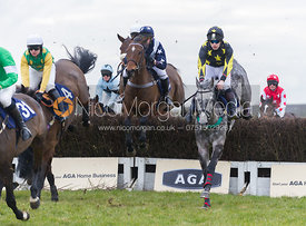 Race 8 - Open Maiden Div 2 - Cottesmore at Garthorpe 3/3/13