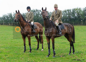 Greg Walters, Stuart Campbell - The Cottesmore Hunt at Marefield 26/8