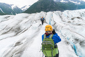 Alaska Travel & Tourism - Spencer Glacier Trekking
