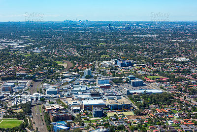 Blacktown Shops to Sydney City