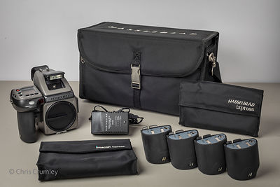 For Sale - Hasselblad H2D-CFH39 Body & Digital Back photos
