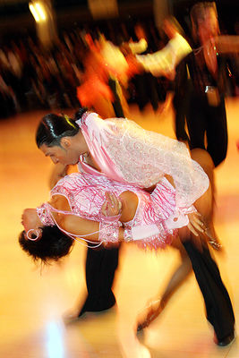 International Dance Championships.  Blackpool. 2006
