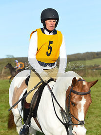 Martin Reason - The Melton Hunt Club Ride