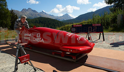 Stock Bobsleigh - Bob - Monobob photos