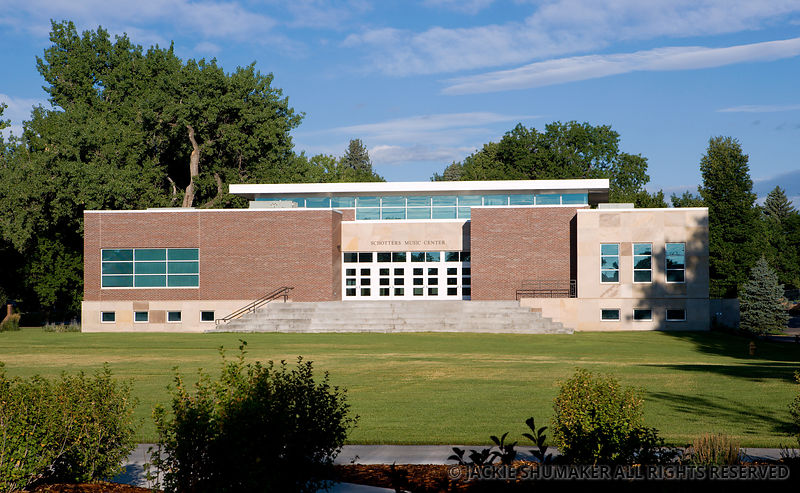 Schotters Music Center at Colorado Academy