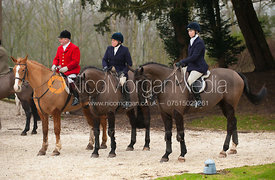 The Meynell and South Staffordshire at Wootton Hall 3/2/12