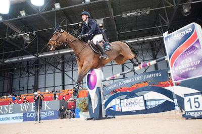 LONGINES FEI World Cup™ GRAND PRIX  MUTUA MADRILEÑA TROPHY imagenes