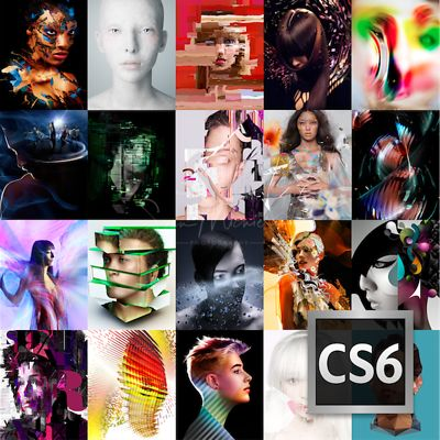Adobe CS6 & Creative Cloud (Deel 1) photos