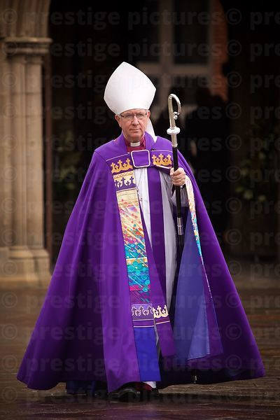 The Right Reverend Tim Stevens, Bishop of Leicester
