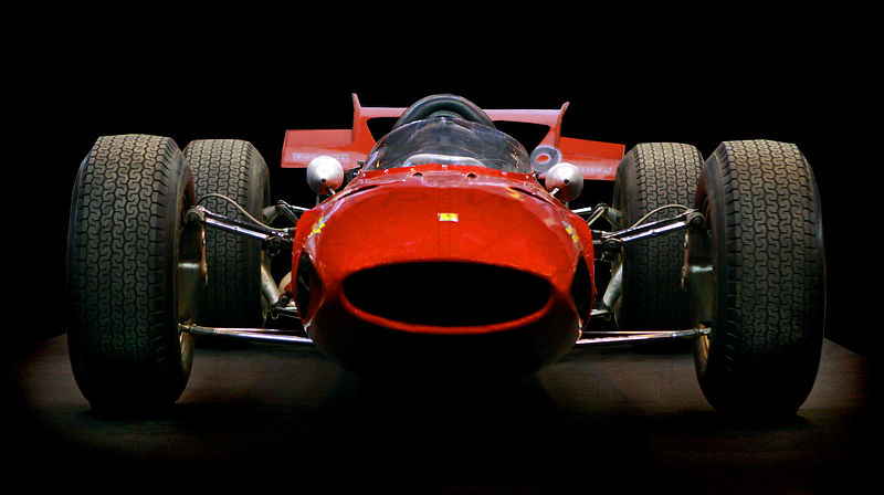 Ferrari F1 Vintage Art Photographs