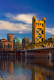 Tower Bridge, Sacramento #5