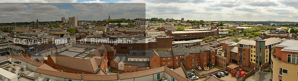 Panormaic of Walsall, West Midlands