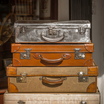 Suitcases photos
