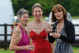 Guests at the drinks reception - Belvoir Hunt Unmissaball 2013