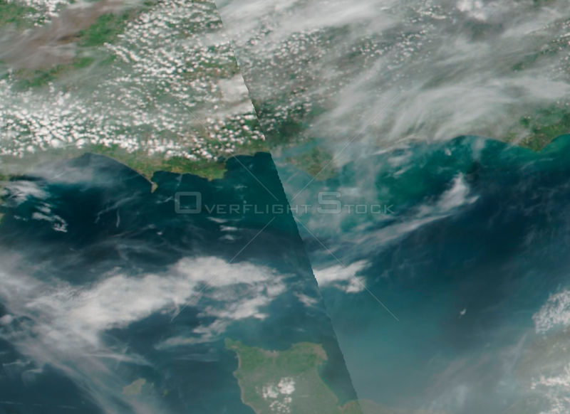 NASA Satellites Reveal Chemical Cloud On South Coast