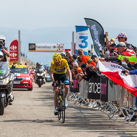 Le Tour de France 2013-Stage 15: Givors - Mont Ventoux  pictures