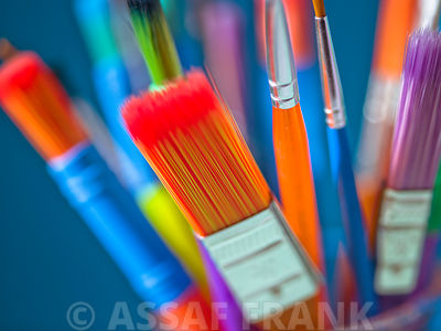 Paintbrushes photos