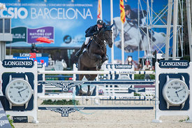 Wout-Jan Van der Schans wins the Queen's Cup – Segura Viudas Trophy in Barcelona Spain