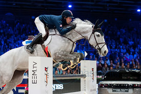MASTERS POWER LIDO DE PARIS - Longines Paris Masters 2017