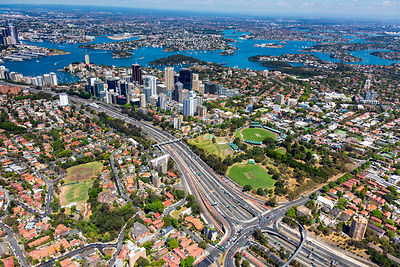 Neutral Bay and North Sydney