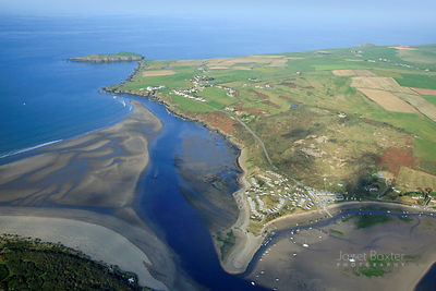 TEIFI ESTUARY, POPPIT SANDS, PATCH & GWBERT