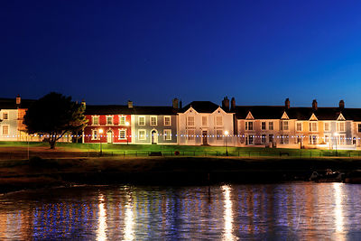 ABERAERON AT NIGHT photos