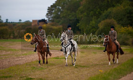 Charlotte Barnes, Jane Barnes, Lisa Freckingham - The Cottesmore at PIckwell, Rutland, 20/9/11
