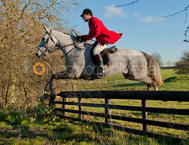 Richard Hunnisett MFH - The Pytchley Hunt the Cottesmore country.
