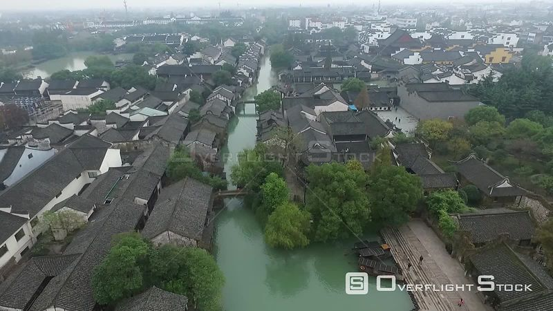 Wu Zhen China the Town of Canals Tong Xiang