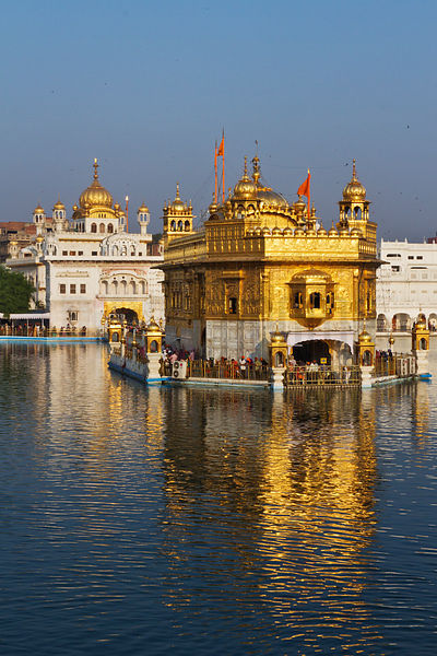 The Golden Temple (Swarn Mandir)