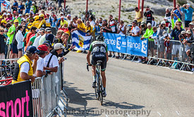 The Cyclist Robert Gesink