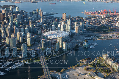 BC Place and Surroundings